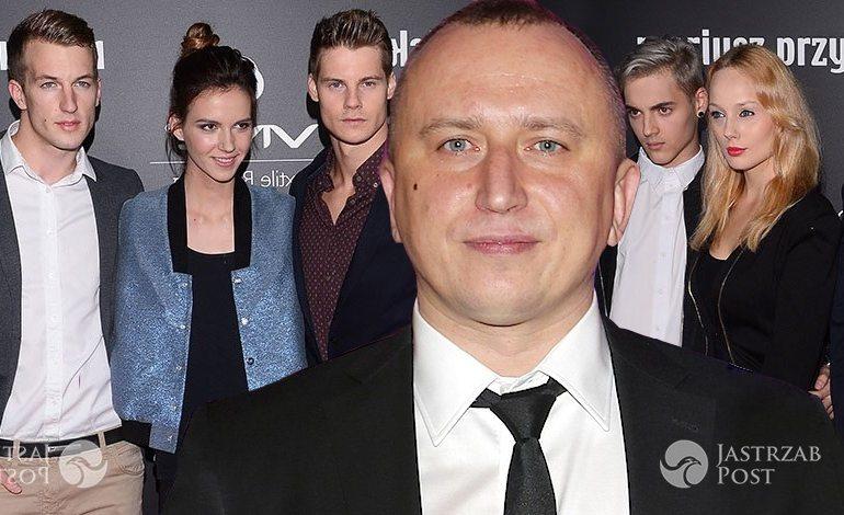 Top Model 5 krytykuje Mikołaja Lizuta