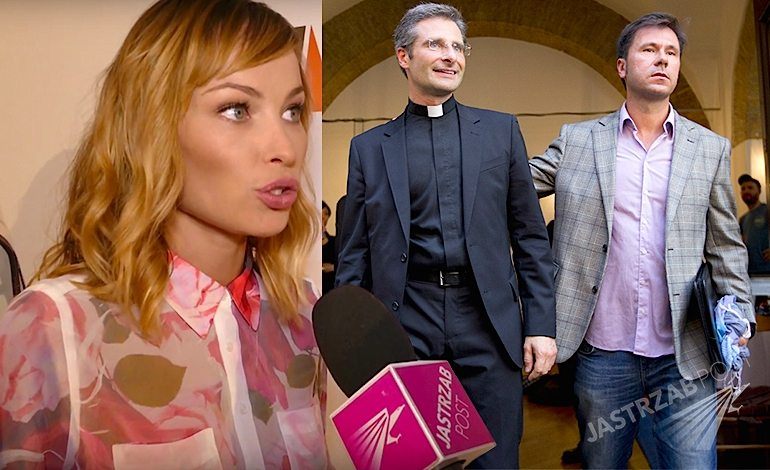Weronika Książkiewicz o księdzu-geju Krzysztof Charamsa i Eduardo