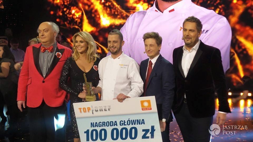 Tomasz Purol wygrał Top Chef 5