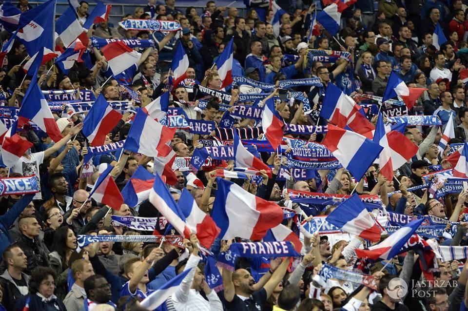 Kibice reprezentacji Angli i Francji na meczu Anglia-Francja. Fot. Facebook.com