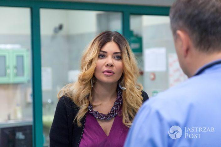Dominika Zasiewska, serial szpital, fot: x-news