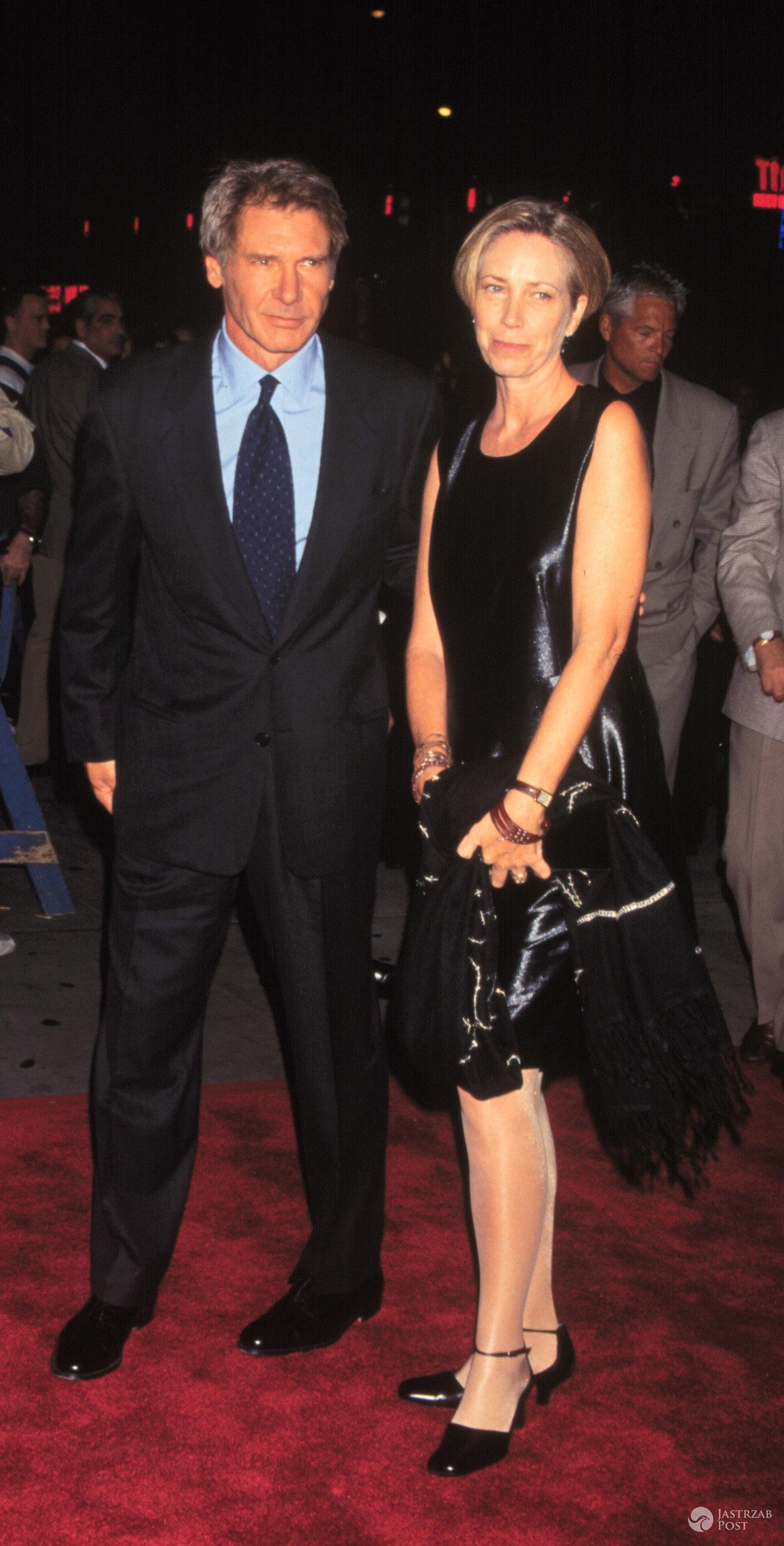 Melissa Mathison i Harrison Ford