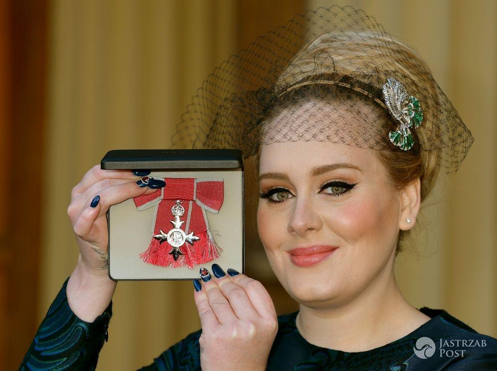 Adele nie wypuści płyty na Spotify i Apple Music