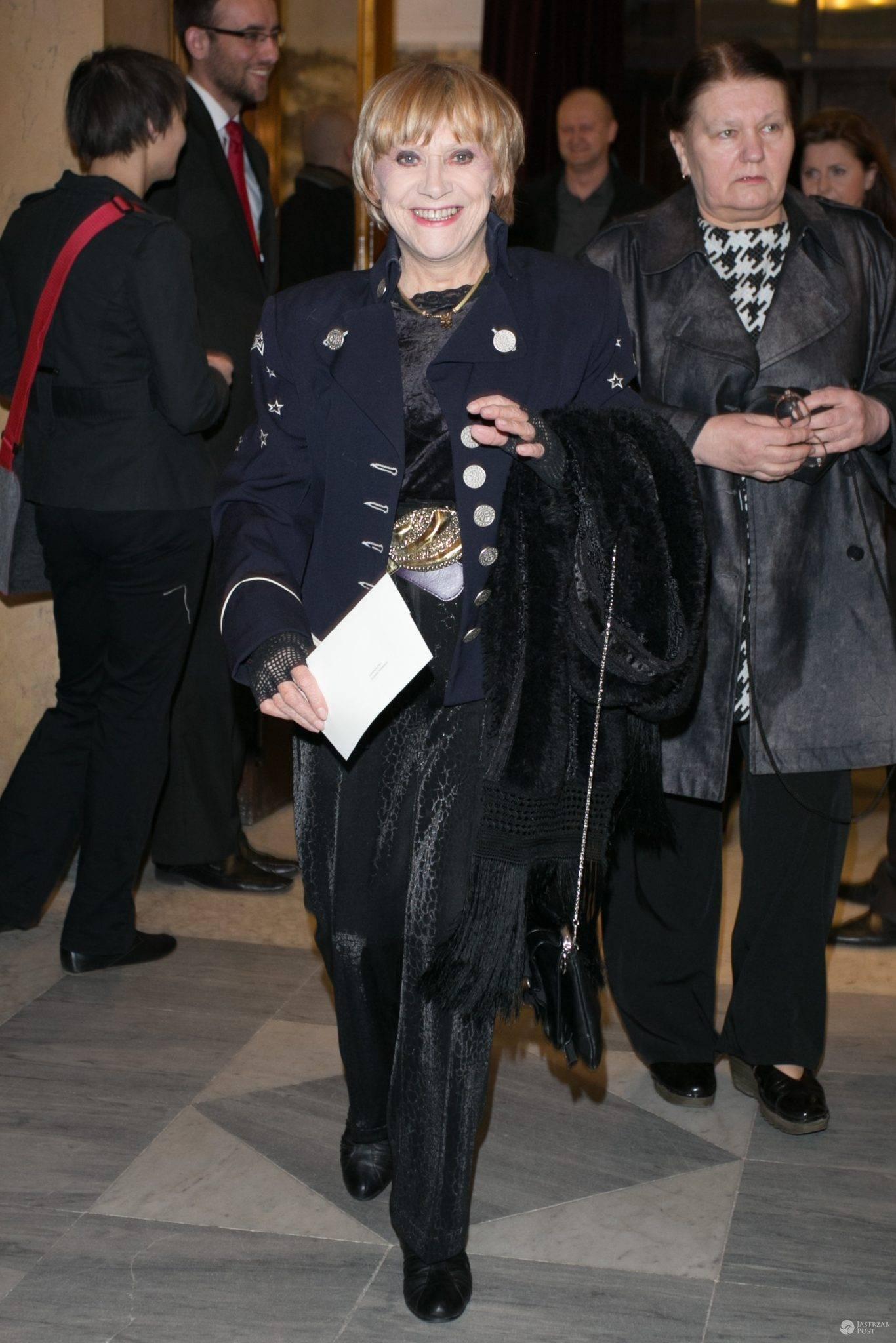 Krystyna Sienkiewicz o swojej emeryturze