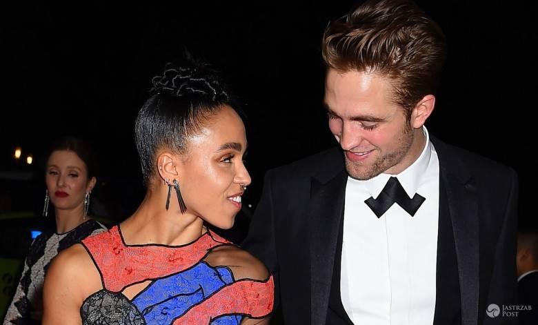 Robert Pattinson i FKA Twigs