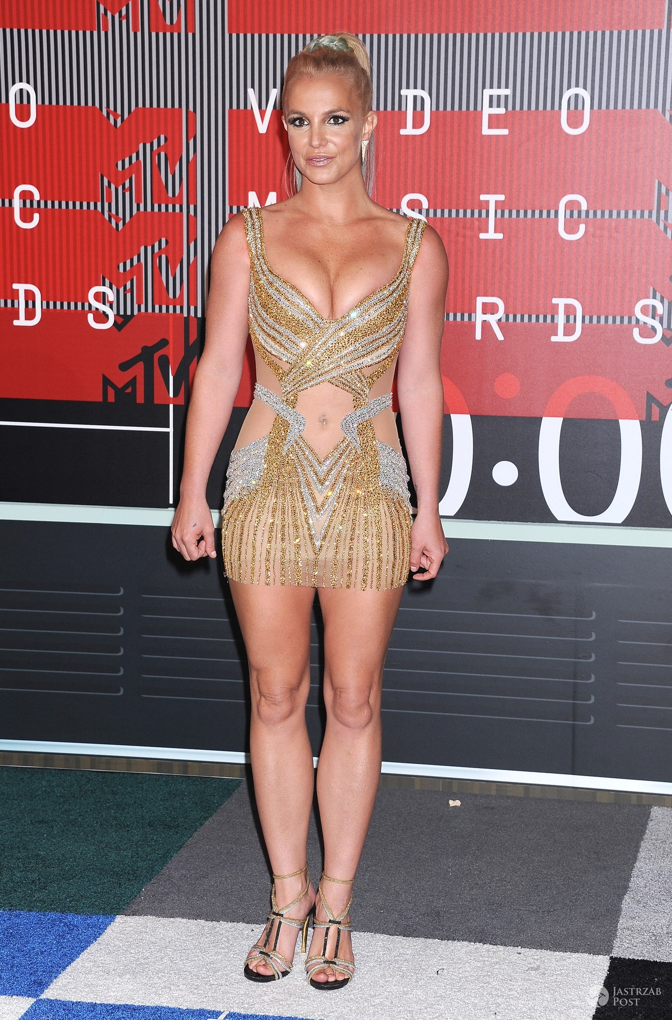 Izabela Kisio-Skorupa składa życzenia Britney Spears po angielsku