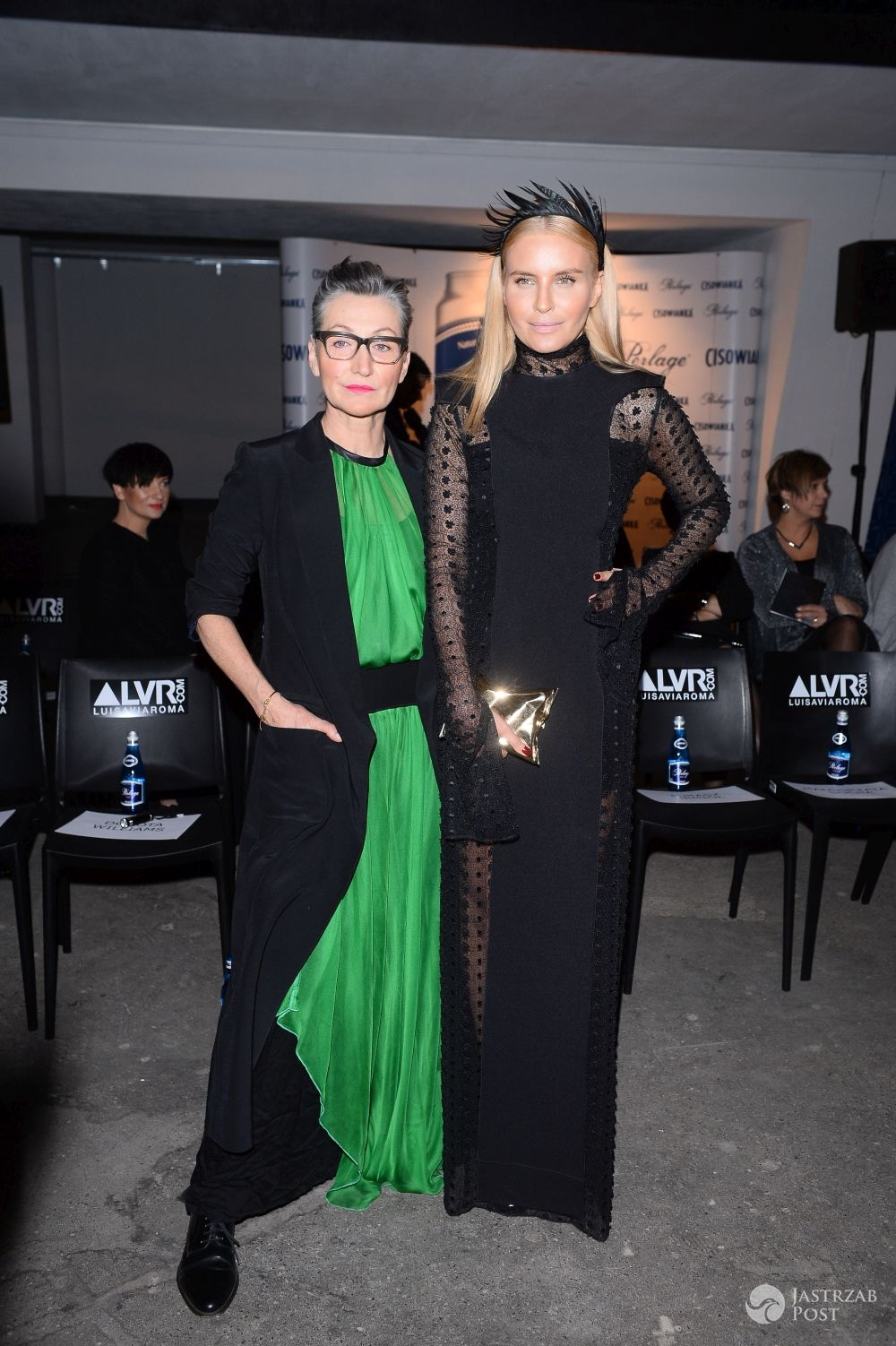 Joanna Klimas i Joanna Horodyńska