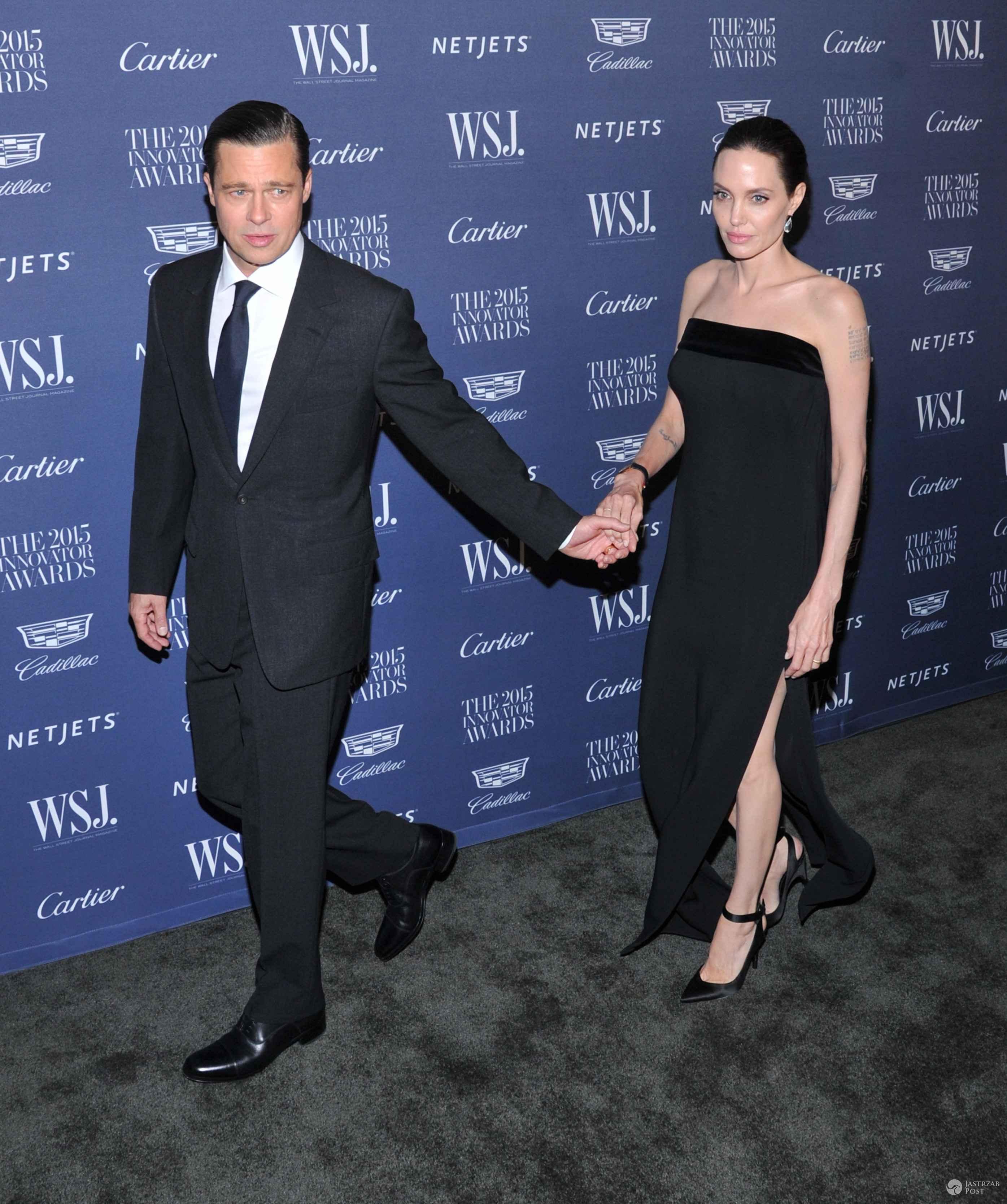 Film o rozwodzie Angeliny Jolie i Brada Pitta
