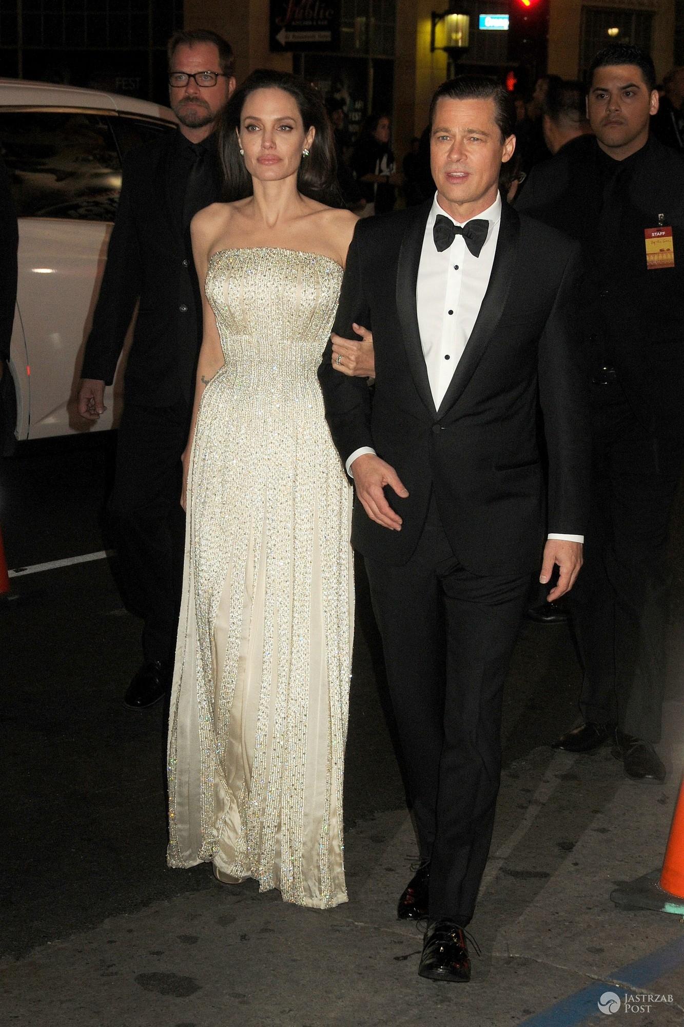 Brad Pitt i Angelina Jolie rozwiodą się?