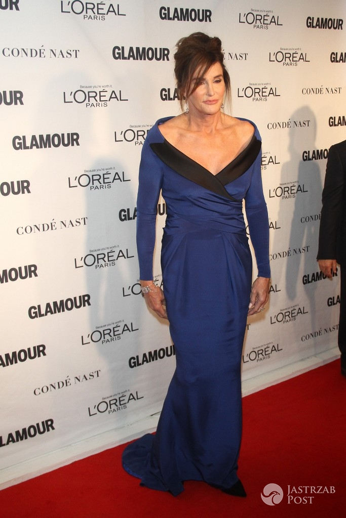 Caitlyn Jenner - 2015 Glamour Women Of The Year Awards