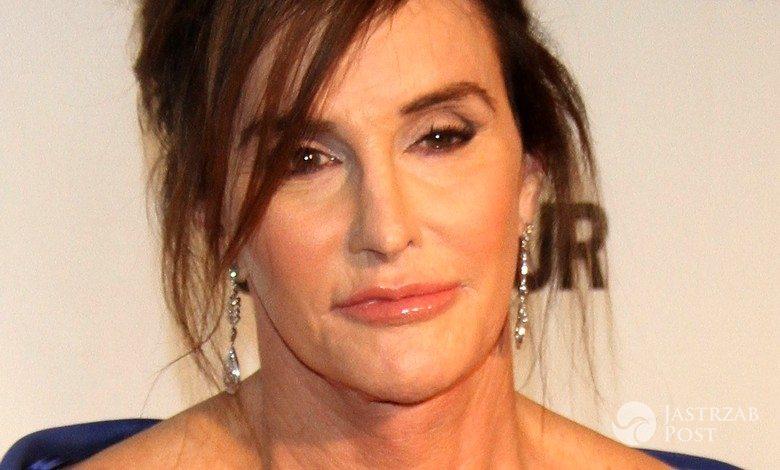 "Caitlyn Jenner na gali Kobieta Roku 2015 ""Glamour"" (fot. ONS)"