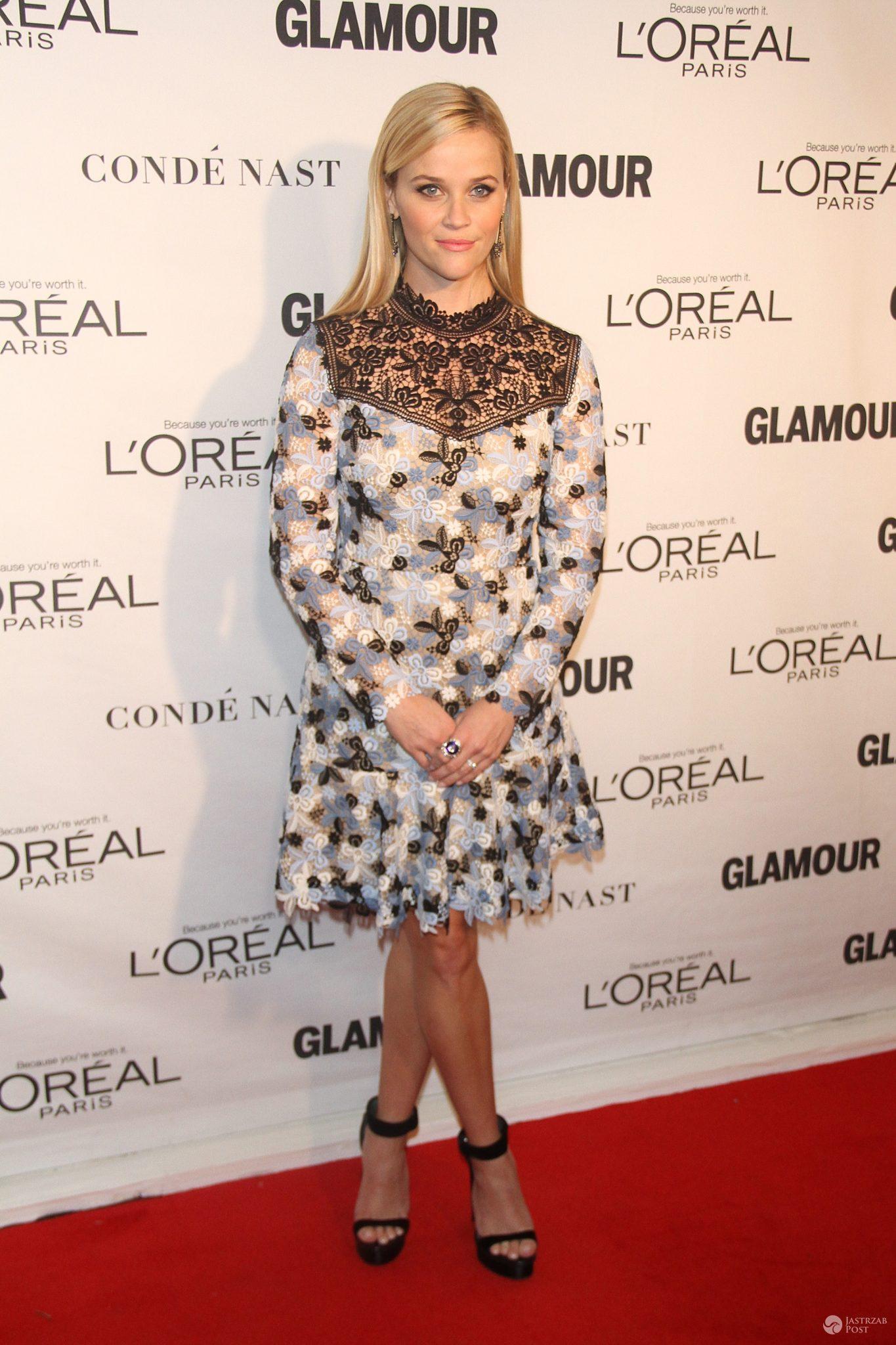 Reese Witherspoon wśród prezenterów na Oscarach 2016
