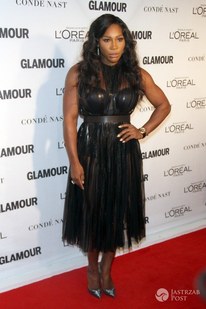 Serena Williams - 2015 Glamour Women Of The Year Awards