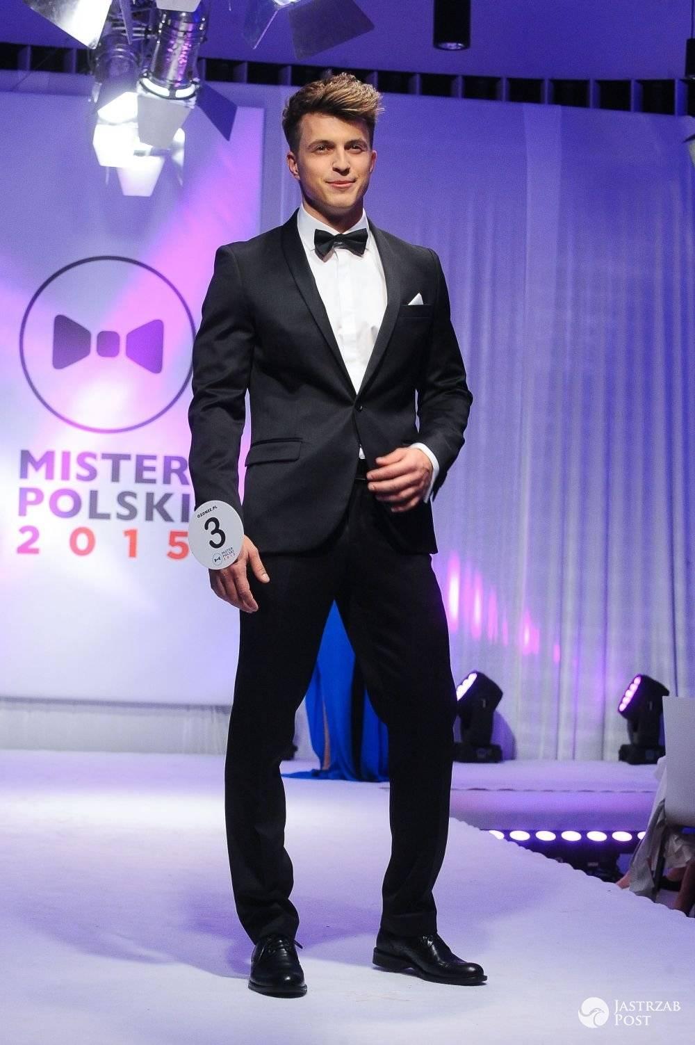 Dominik Maj, wybory Mister Polski 2015