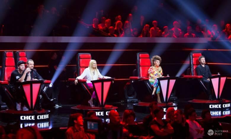 Jury w trzecim odcinku na żywo Voice of Poland
