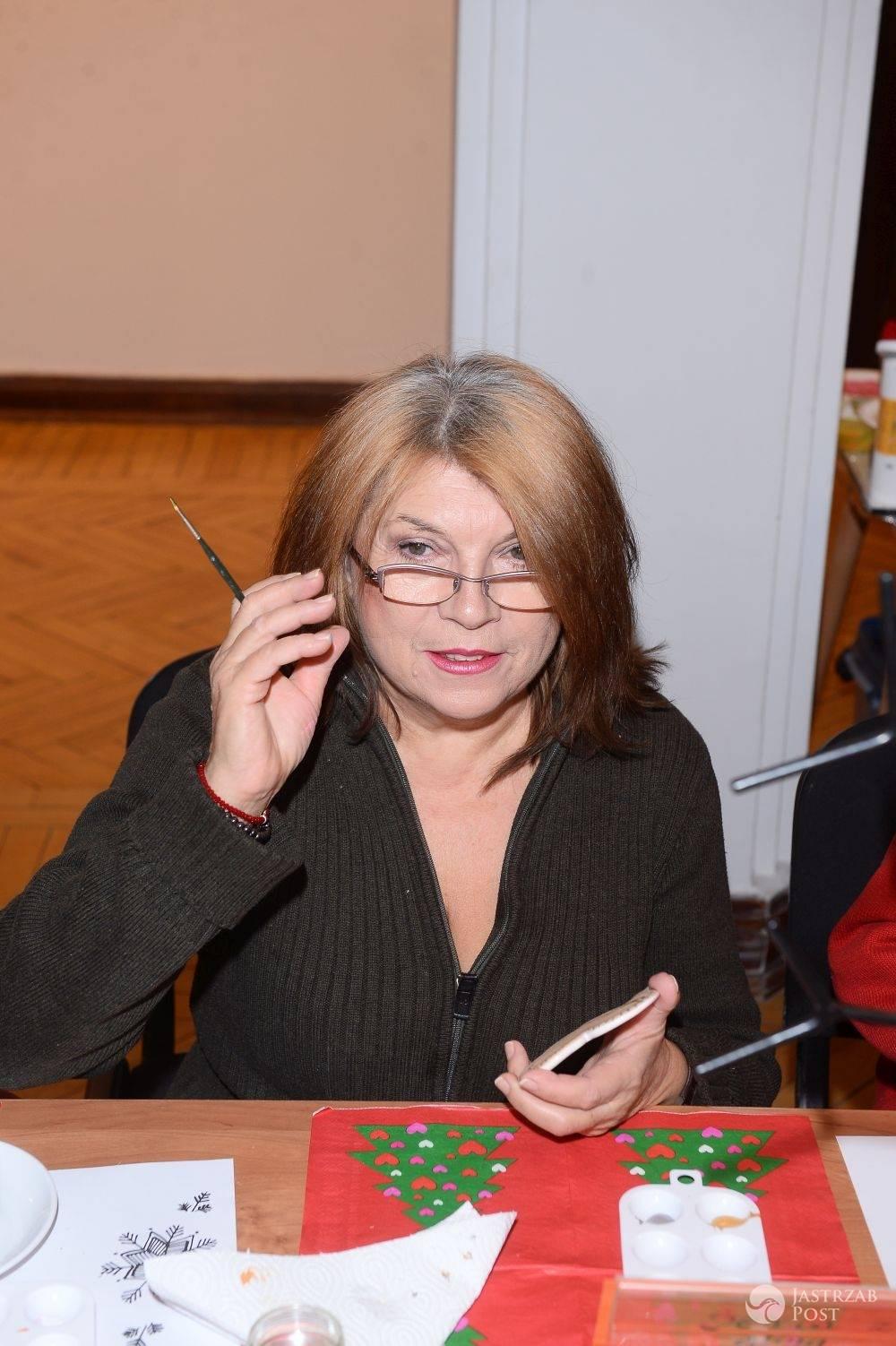 Krystyna Prońko - akcja charytatywna Kulturalne serca