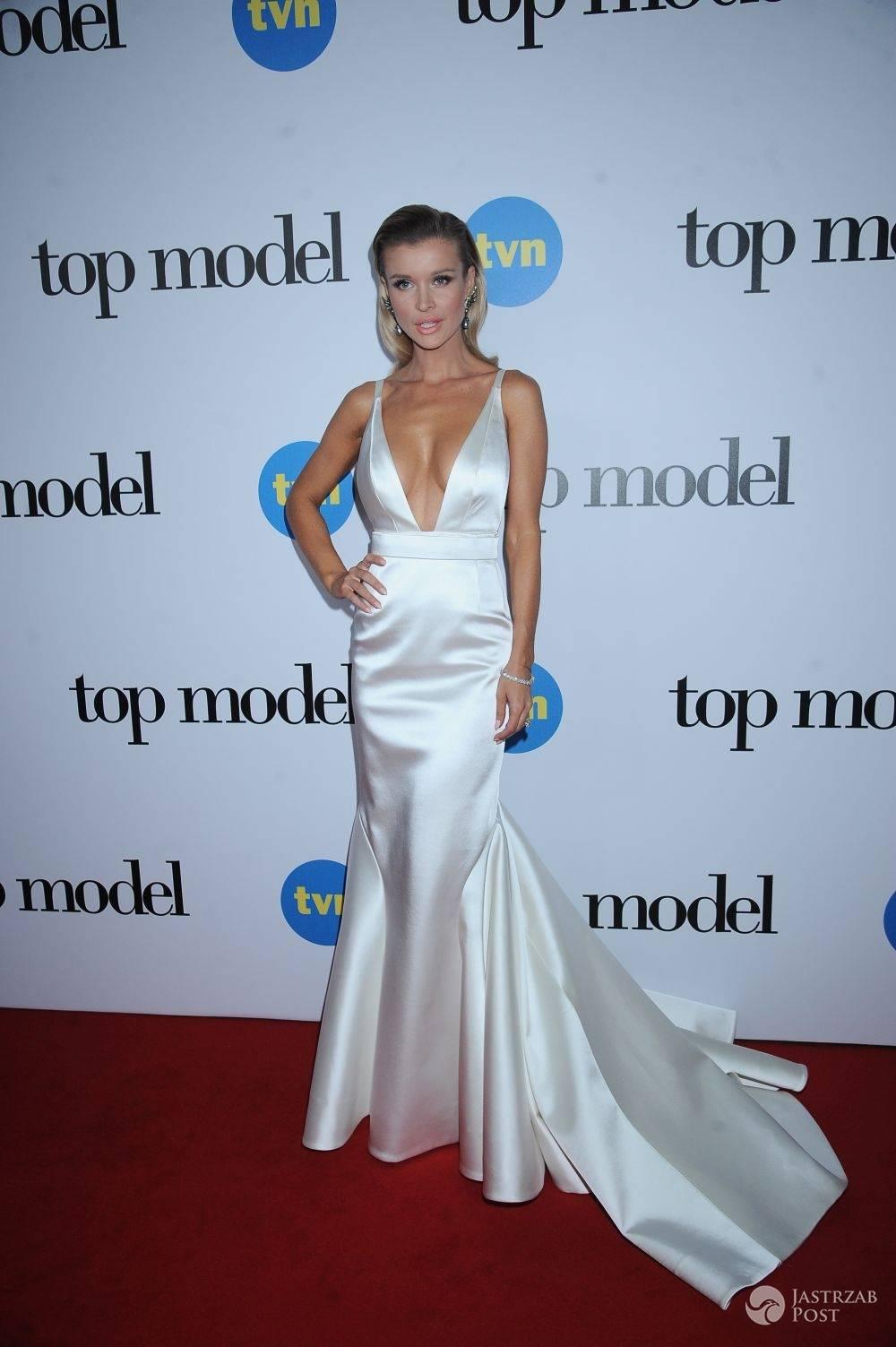 Joanna Krupa na finale Top Model 5