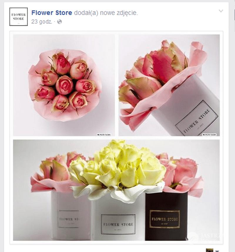 Maja Bohosiewicz otworzyła kwiaciarnię