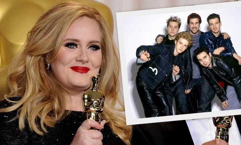 Adele i NSync