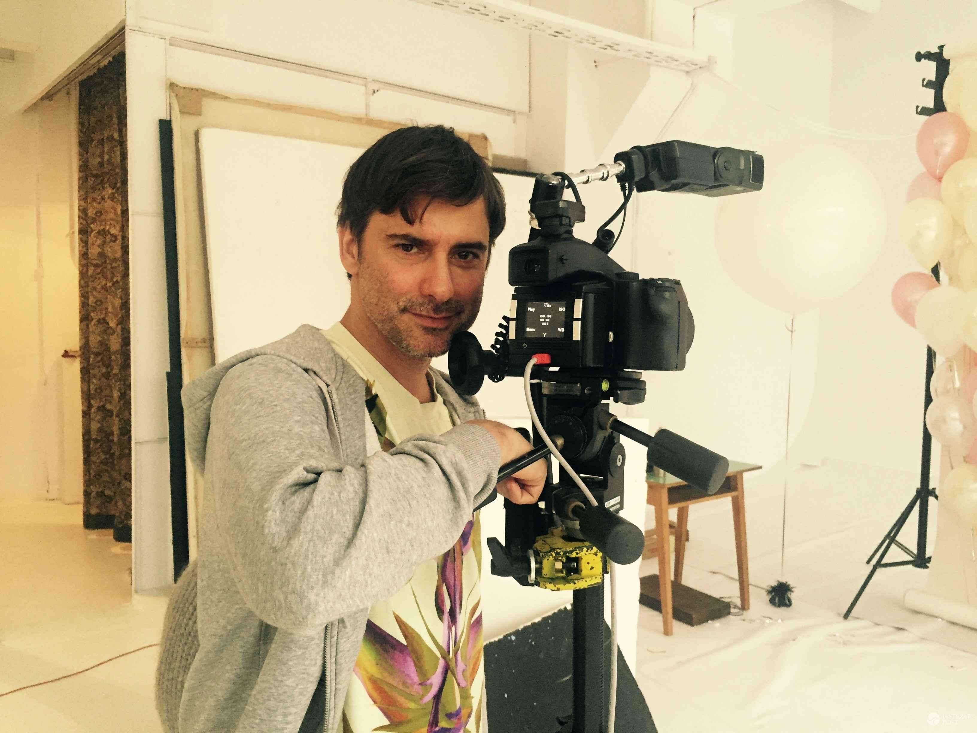 Marcin Tyszka, autor ślubnej sesji Apart (fot. Jastrzabpost Exclusive)