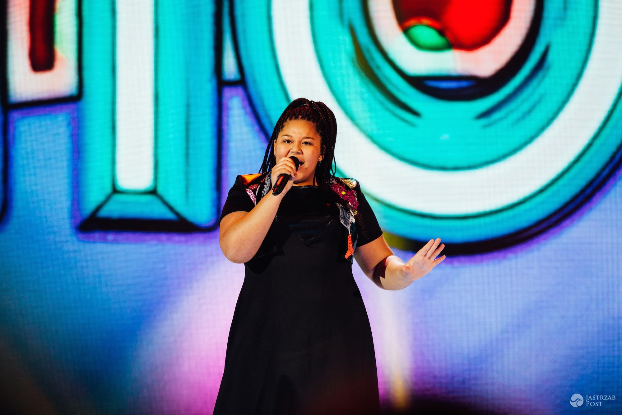 MALTA – Destiny Chukunyere - Not my soul - Eurowizja Dla Dzieci 2015