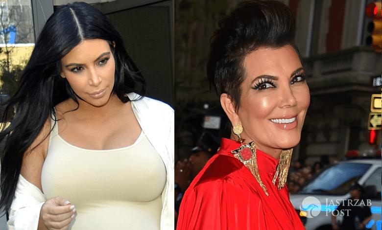 Kris Jenner krytykuje Kim Kardashian