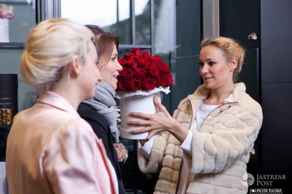 Maja Bohosiewicz otwiera swoją kwiaciarnię
