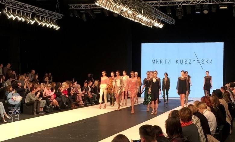 Pokaz kolekcji Marty Kuszyńskiej, sekcja Studio, Fashion Week Poland 2015