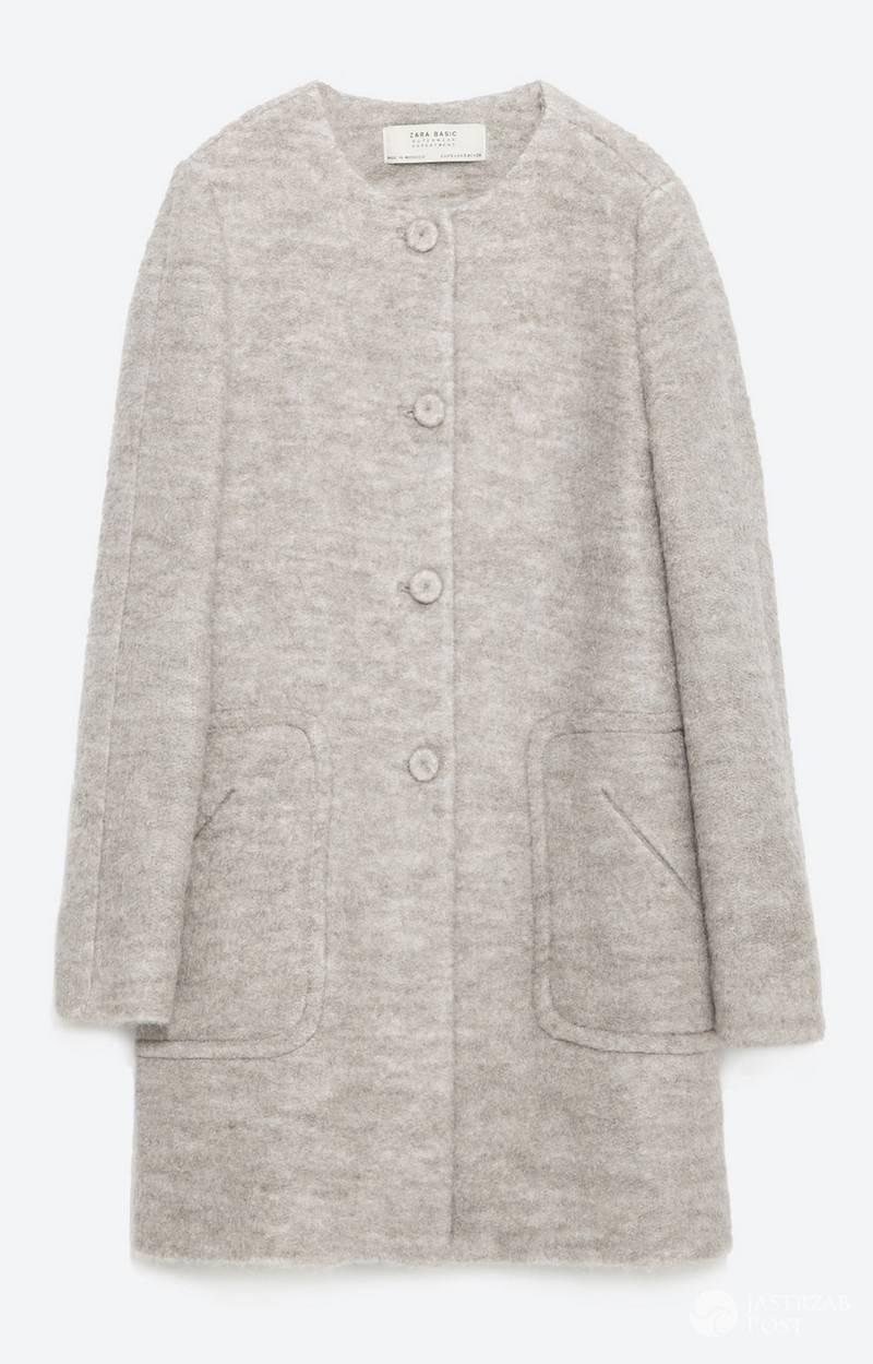 Płaszcz, Zara, 399 pln