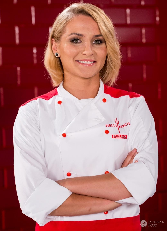 Paulina Makarska finalistka Hell's Kitchen 4