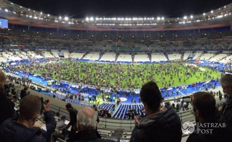 Piłkarze Niemiec i Francji nocowali na Stade de France