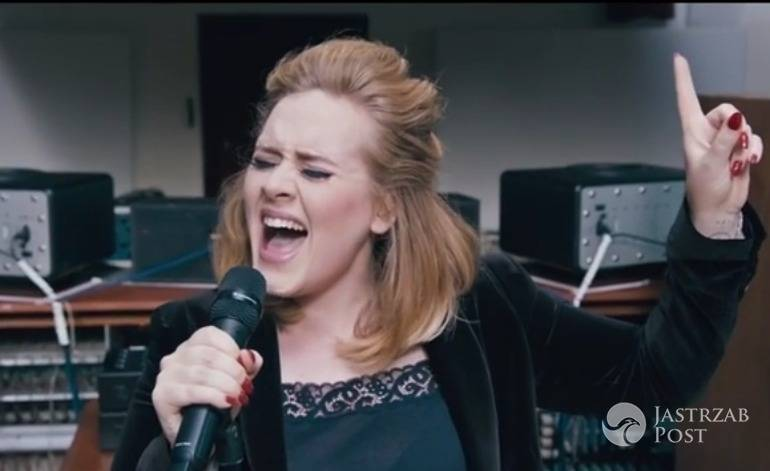 Adele oskarżona o plagiat