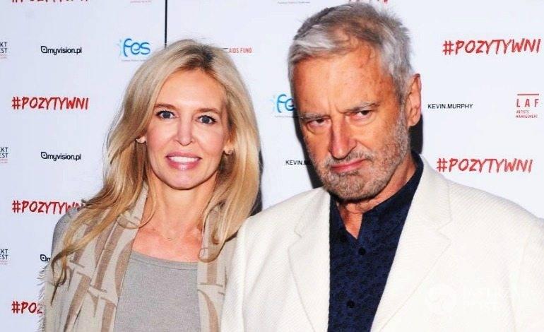 Bogna Sworowska i Rafał Olbiński są razem