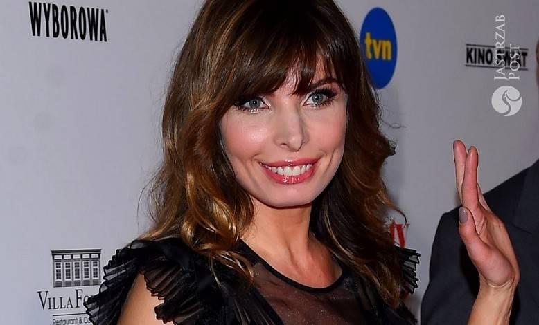 Zdjęcie (5) 44-letnia Agnieszka Dygant pokazała swoją twarz bez makijażu! Młodsze aktorki mogą przez nią wpaść w kompleksy!