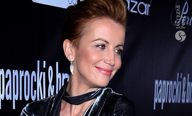 Katarzyna Zielińska, pokaz kolekcji Paprocki Brzozowski, wiosna-lato 2016