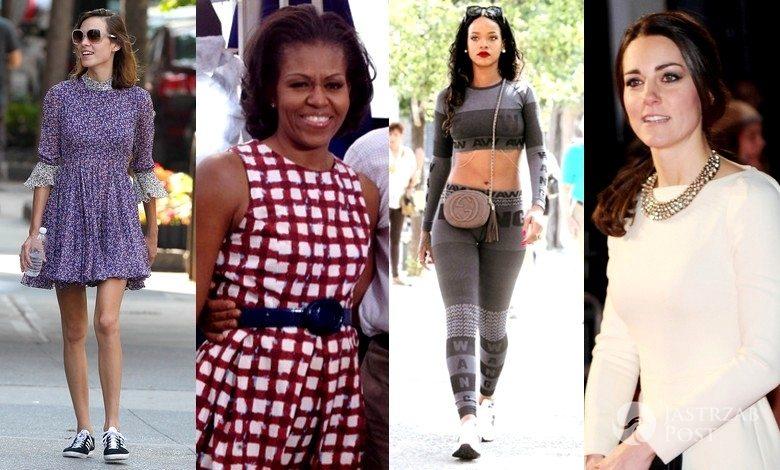 Gwiazdy w ubraniach z sieciówek