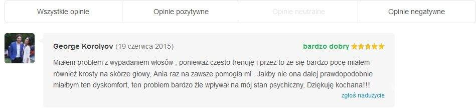 Żora Korolyov ocenił pracę Anny Kuznetsovej