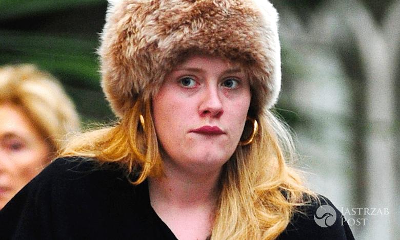 Adele trenuje na siłowni