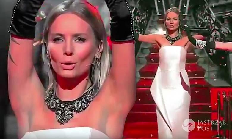Agnieszka Szulim śpiewa Vogue Madonny w Aplauz, Aplauz