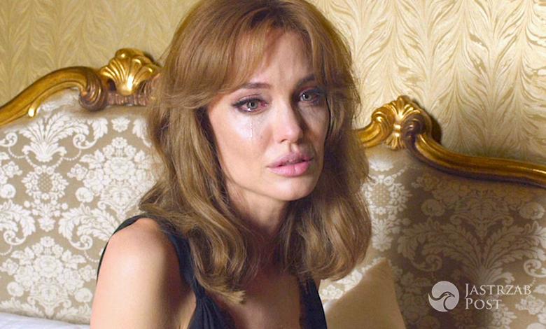 Angelina Jolie ma menopauzę
