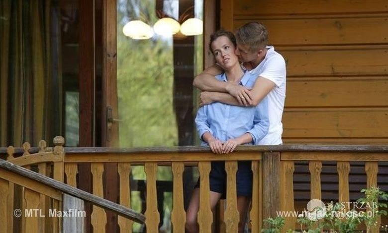 M jak miłość odcinek 1178, Ala (Olga Frycz), Paweł (Rafał Mroczek)
