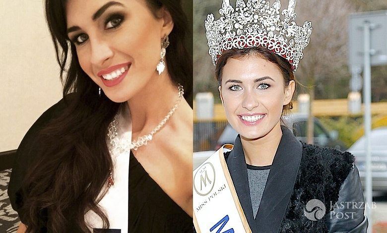 Ewa Mielnicka na Miss International 2015