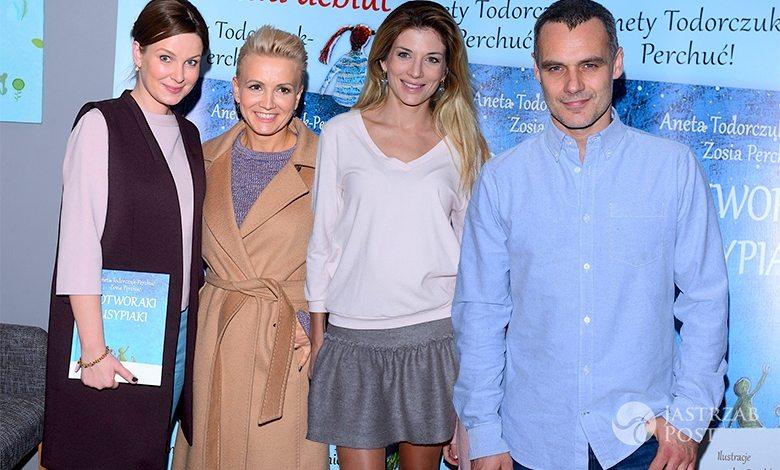 Gwiazdy na premierze książki Todorczuk-Perchuć
