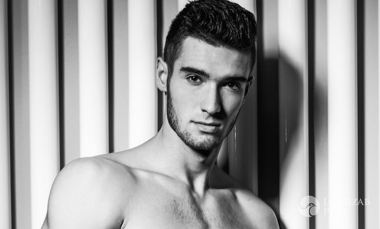 Kuba Radek - nr 14 - Mister Polski 2015