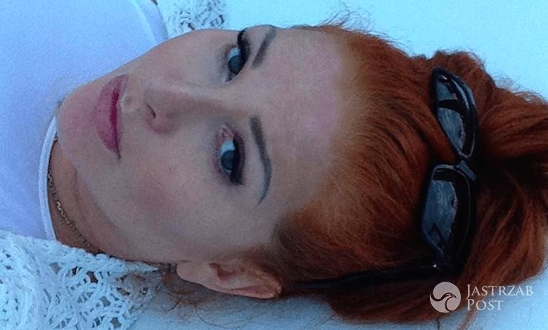 Marta Grycan ma selfie stick
