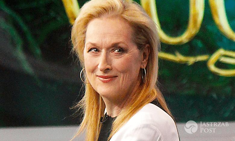 Meryl Streep w młodości