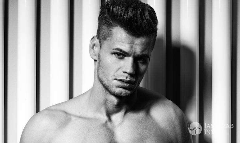 Michał Wilczyński - nr 12 - Mister Polski 2015
