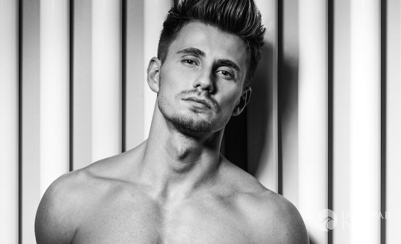 Rafał Domański - nr 9 - Mister Polski 2015
