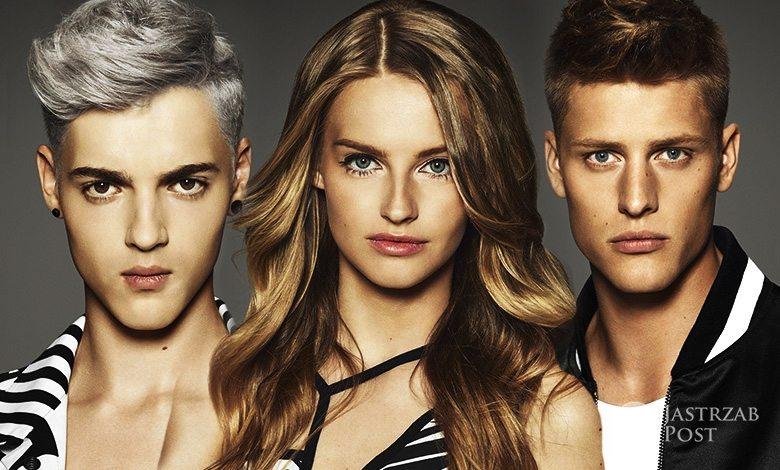 Top Model Polska w Vogue Italia