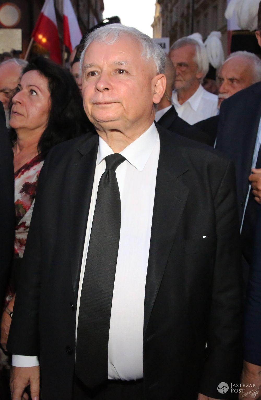 Z jakich przedmiotów nie zdał Jarosław Kaczyński?